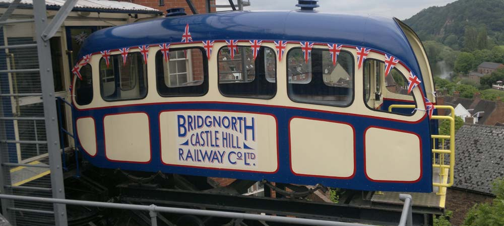 Bridgnorth-Cliff-Railway