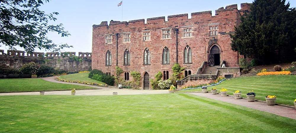 Shrewsbury-Castle