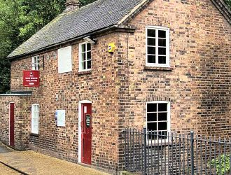 The-Ironbridge-Toll-house