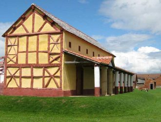 Wroxeter-Roman-City