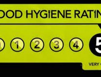 5 star hygiene award