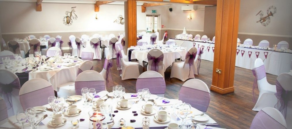 Mulliner Suite, Hadley Park House, a Shropshire wedding venue in Telford