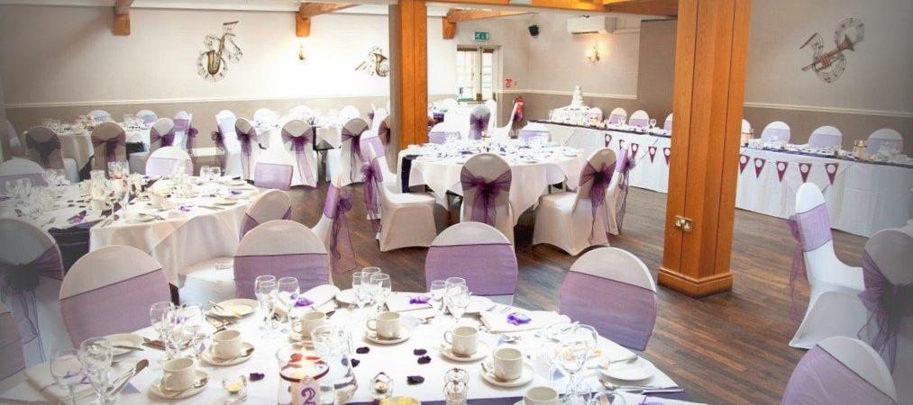 Mulliner Suite, Hadley Park House, a Shropshire wedding venue in Telford