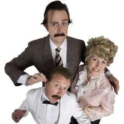 Faulty Towers the Dining Experience at Hadley Park House Hotel
