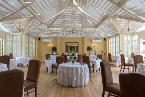 Hadley Park House Hotel - ideal for charity events