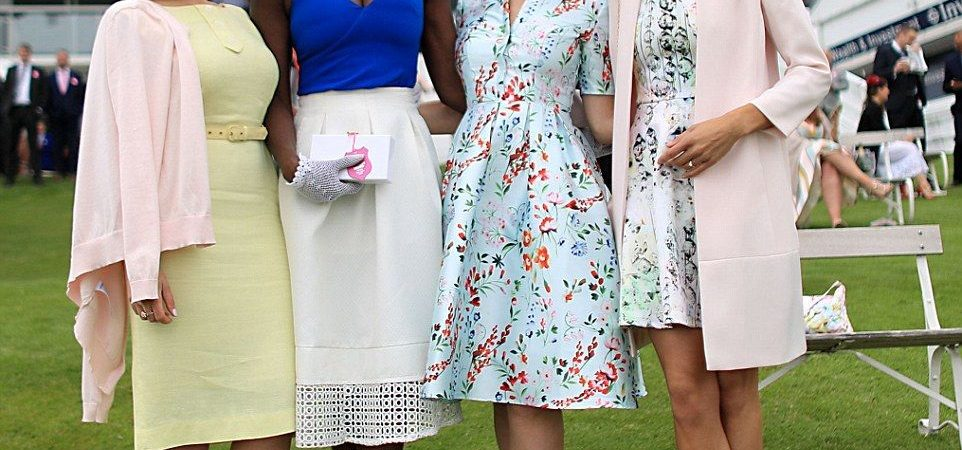 Ascot Ladies Afternoon Tea and Racess