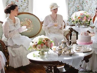 Downton Abbey Inspired Afternoon Tea