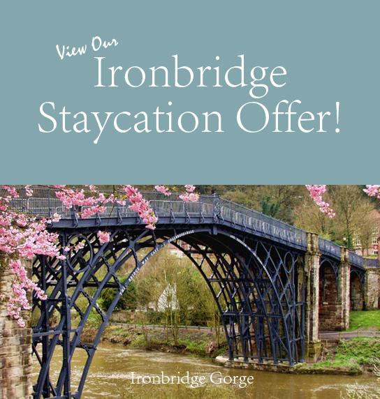 Ironbridge Staycation Offer